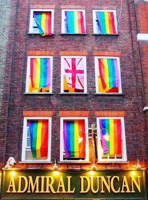 Pride in London di manuwanderer