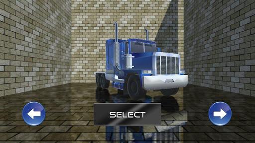 Real Truck Simulator  screenshots 2