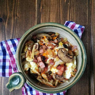 Egg & Potato Hash