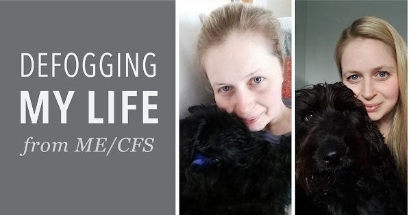 Defogging My Life: Fiona's Journey With Chronic Fatigue/ ME