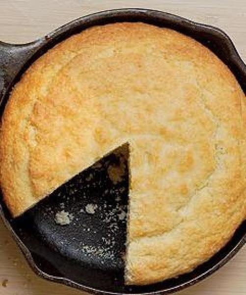 Southern Buttermilk Cornbread Recipe