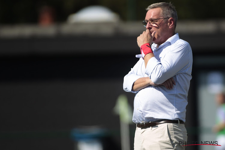 Leo Van Der Elst zette al snel de doelstellingen voor Club Brugge Vrouwen