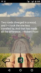 New Inspirational Quotes screenshot