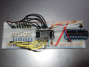 Photo: LED driver IC test circuit