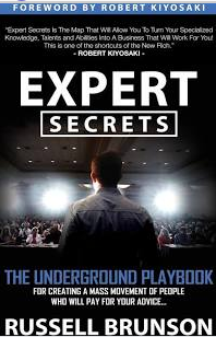 Expert Secrets book