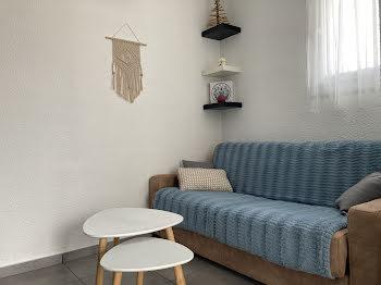 studio à Le Barcarès (66)
