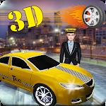 Taxi Driver Racing 3d