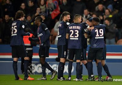 Le PSG bat encore Toulouse pour rejoindre le LOSC au Stade de France