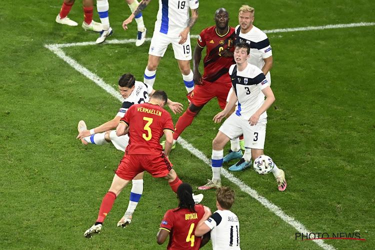 """Het is zowaar Vermaelen die de match openbreekt: """"Dit zijn de moeilijkste matchen"""""""