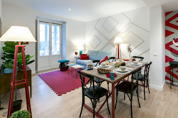 San Francisco Serviced Apartment, Madrid