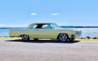 Chevrolet Impala Rent Bay of Plenty