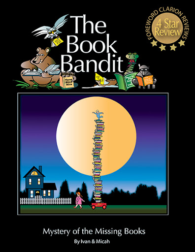 The Book Bandit cover