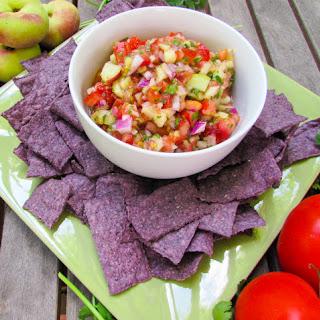 Gluten Free Peach Salsa Recipe