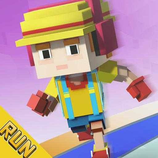Blocky Fun: Color Run (game)