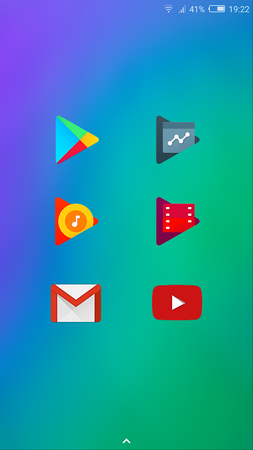 FLYME 6 HD - ICON PACK- screenshot