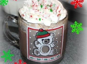 Awesome Mint Hot Chocolate