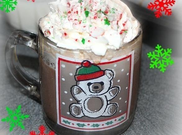 Awesome Mint Hot Chocolate Recipe