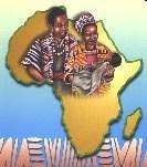 Photo: navidad africa
