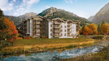 Appartement 4 pièces 84,89 m2