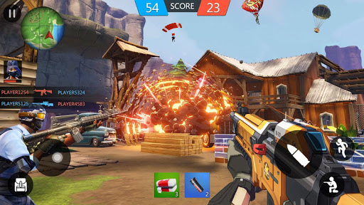 Cover Hunter - 3v3 Team Battle 1.4.85 Screenshots 5
