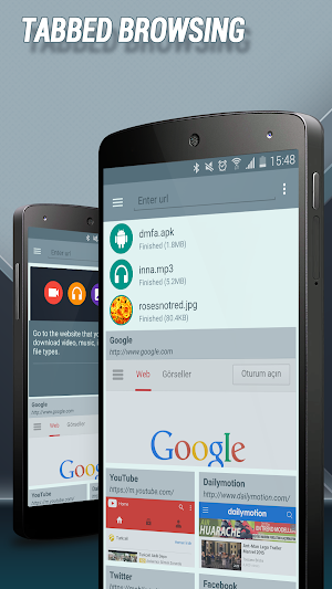 4 Download Manager for Android App screenshot