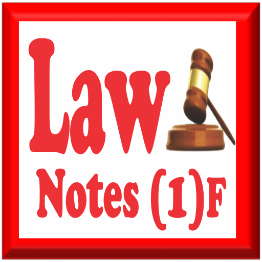 Law Notes - 1 (Full) Android APK Download Free By Desmond Choi