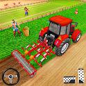Farming Tractor Driver Simulator : Tractor Games icon