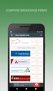 Stock Market India (BSE/NSE) - náhled