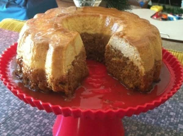 Layered Pumpkin Centerpiece Dessert Recipe