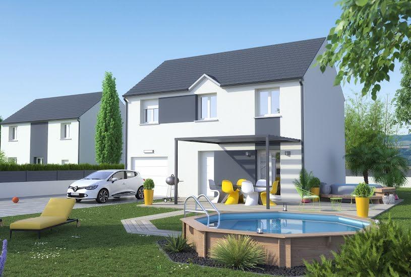 Vente Terrain + Maison - Terrain : 420m² - Maison : 130m² à Cely (77930)