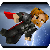 Mod Amazing Thor for MCPE