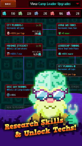 Clicker of the Dead - Zombie Idle Game 1.0.35 Cheat screenshots 9