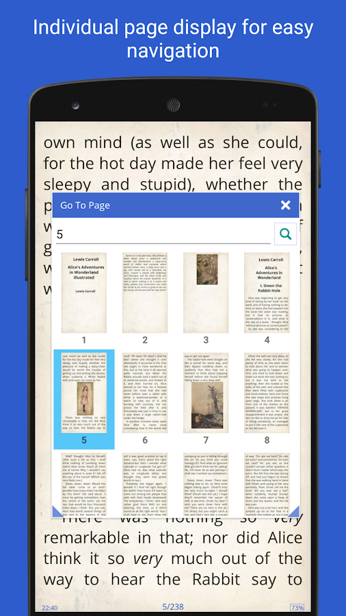 Librera - Book reader of all formats and PDF- screenshot
