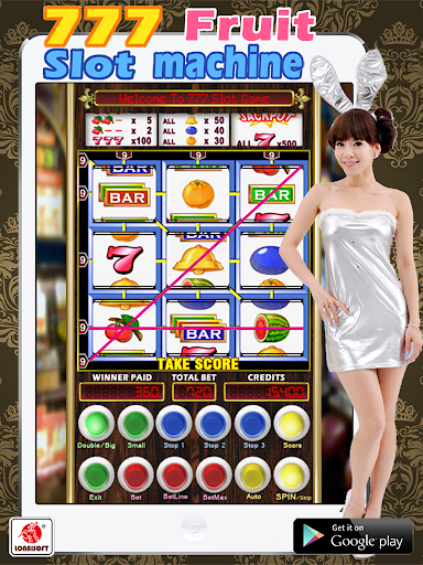 777 Fruit Slot Machine Cherry Master  screenshots 8