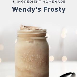 Wendy'S Frosty Recipe