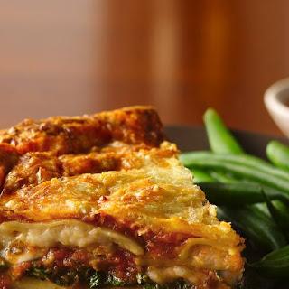 Impossibly Easy Ravioli Pie Recipe