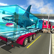 Sea Animals Transporter Truck Driving Game 2019