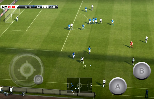 Mobile League Soccer 2018 1.6 screenshots 1
