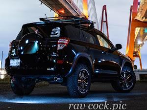 RAV4  ACA31W SPORTSのカスタム事例画像 黒脚のRAV COCKさんの2020年01月02日15:22の投稿