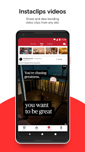 Opera News - Trending news and videos 6.0.2254.136560 screenshots 2