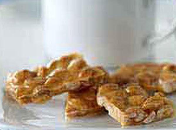 Kit's Peanut Brittle Cookies... Recipe