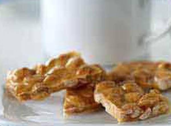 Kit's Peanut Brittle Cookies...