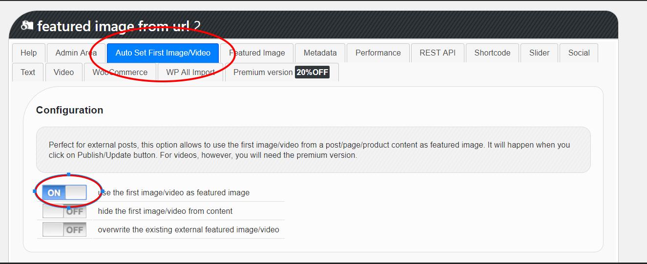 WordPressのアイキャッチ画像を外部urlで指定する