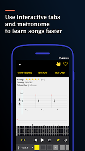 Ultimate Guitar Tabs & Chords 5.12.0 [PRO Unlocked] Cracked Apk 3