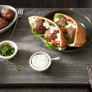 Greek Meatballs.