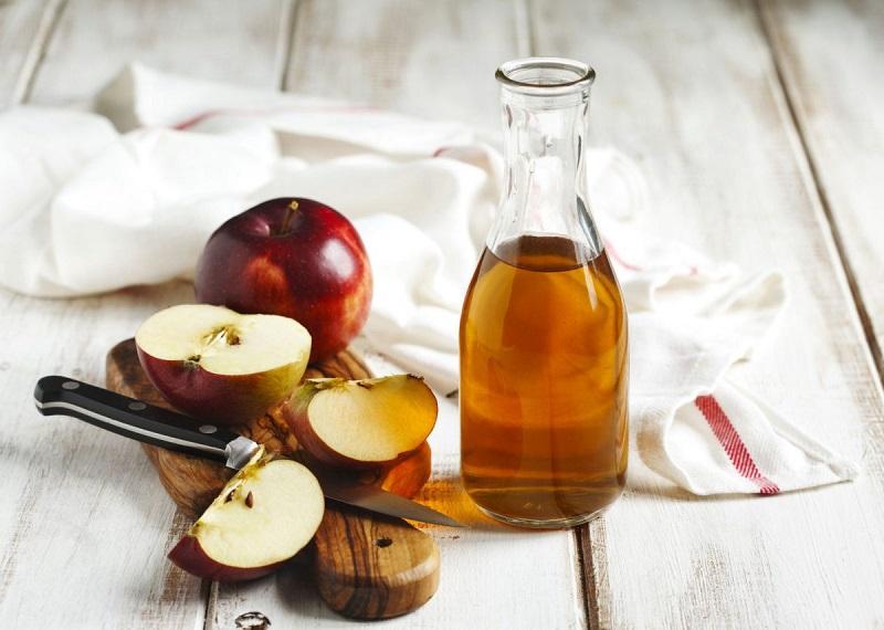 Tác dụng của dấm táo