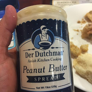 Amish Church Peanut Butter Spread