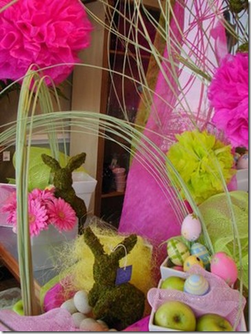 Easter Window Display-Store 629