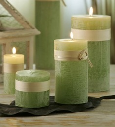 vance k candles