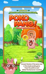 LINE Pokopang – POKOTA's puzzle swiping game! 3